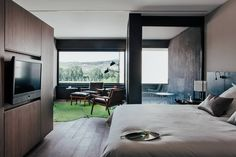 Pamplona's Muga de Beloso offers a country escape for those who can't quite give up their city trappings...