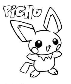 Images à colorier de Pokemon
