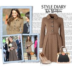 Kate Middleton, created by fashionistatrendy on Polyvore