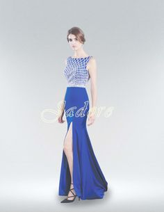 View Dress - Jadore J8 Collection - JC8017 | Jadore Mother of the Bride