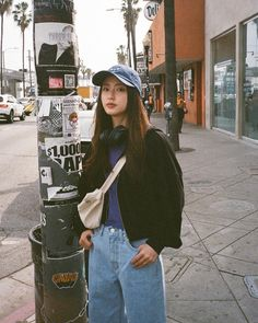Ulzzang Fashion, Ulzzang Girl, Korean Fashion, Daily Fashion, Girl Fashion, Fashion Outfits, Womens Fashion, Fashion Design, Swag Fashion