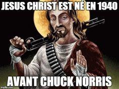 Top 21 des meilleures blagues sur Chuck Norris | Page 5
