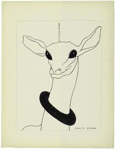 Francis Picabia L'évènement Man Ray, Picabia et la revue « Littérature » (1922-1924) - Centre Pompidou
