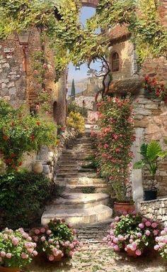Nature Aesthetic, Travel Aesthetic, Aesthetic Light, Orange Aesthetic, Beautiful Landscapes, Beautiful Gardens, Beautiful Flowers, Aesthetic Pictures, Nature Photography