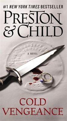 Cold Vengeance By Douglas Preston,Lincoln Child