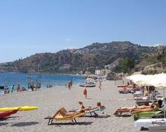 is it Summer yet?  Taormina, Sicily