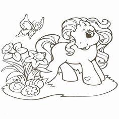 my little pony malvorlagen terbaik - kinder zeichnen und ausmalen