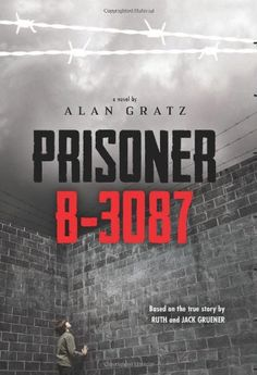 Prisoner by Ruth Gruener, Jack Gruener, Alan Gratz. Based on the true story of a ten year-old Polish boy who survived 10 concentration camps during WWII. Great Books, New Books, Books To Read, Children's Books, This Is A Book, The Book, Books, Book Lists