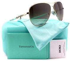 tiffany co tf3034 aviator sunglasses silver wgreen gradient 60213m - Tiffany And Co Color Code