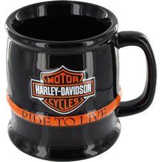 Harley D Mugs