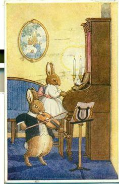 The Duet, by Margaret Tempest   eBay