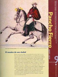 francisco fierro | 09. Pancho Fierro (1809?-1879) | banrepcultural.org