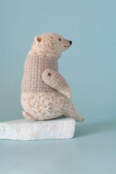polar bear plush