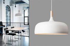 Acorn pendant lamp by Atle Tveit for Northern Lighting » Retail Design Blog