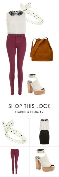 """""""eu"""" by maria-look on Polyvore featuring beauty, River Island, Miss Selfridge, dVb Victoria Beckham, Rebecca Minkoff and Sophie Hulme"""