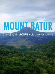Mount-Batur-Climbing-an-active-volcano-for-sunrise