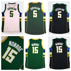 c6f847559 Milwaukee Bucks · Find More Basketball Jerseys Information about Michael  Carter Williams  5 Jersey and Greg Monroe