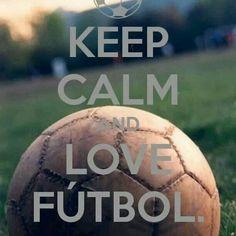 claro que si love fútbol