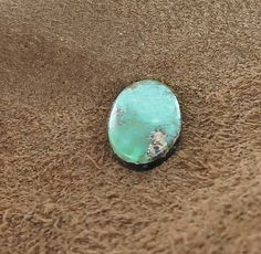 CARICO LAKE MINE TURQUOISE CABACHON 16.5x11.4mm from New World Gems