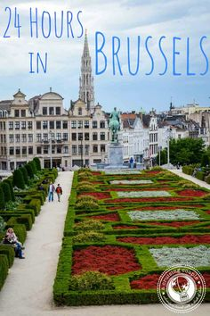 Only have one day in Belgium's capital city? Use this 24 hour guide to Brussels to make the most of it.