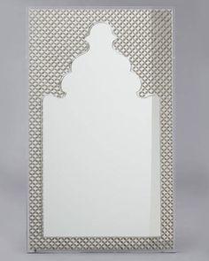 """I love the modern Moorish style of this,"" says Kirar, admiring the shapely…"