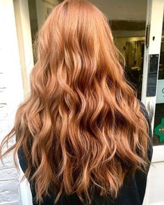 37 Best Red Hair Color Shade Ideas Trending in 2019 Red Hair light red hair Hair Lights, Light Blue Hair, Dark Red Hair, Red Hair Long Layers, Light Colored Hair, Light Copper Hair, Long Red Hair, Pattern Cute, Natural Red Hair