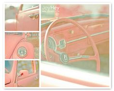love this color bug! Vintage Photography, Love Photography, Pink Beetle, Color Bug, Pastel Party, Dream Baby, Vw Beetles, Pretty Pastel, Tiffany Blue