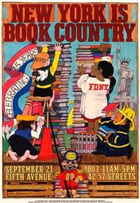 Maurice Sendak: NY is Book Country poster