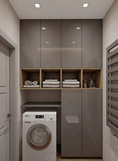 Laundry Room Ideas For Small Spaces That You Need It laundry laundryroom laundryroomideas &; Laundry Room Ideas For Small Spaces That You Need It laundry laundryroom laundryroomideas &; Bathroom Interior Design, Interior Design Living Room, Living Room Designs, Laundry Room Cabinets, Laundry Room Organization, Bathroom Cabinets, Modern Laundry Rooms, Laundry Room Inspiration, Laundry Room Design
