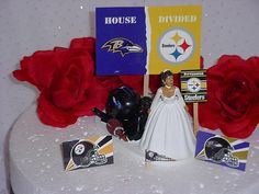 House Divided Baltimore Ravens and Pittsburgh Steelers Happy