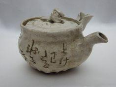 Electronics, Cars, Fashion, Collectibles, Coupons and Japanese Tea Ceremony, Ceramic Teapots, Kettles, Poem, Tea Time, Stoneware, Otaku, Tea Pots, Creativity