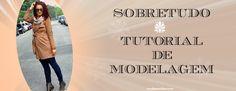 COMO FAZER SOBRETUDO - TUTORIAL DE MODELAGEM