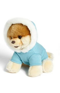 Gund 'Boo' Stuffed Animal (Nordstrom Exclusive) bought him tonight because I was won over by his adorableness!