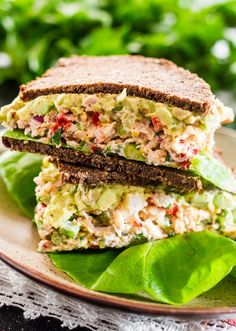 It's no secret that sandwiches are the number 1 thing that we eat in our house. As a matter of fact, my husband and I call ourselves sandwich connoisseurs. We eat them on a daily basis, and this is no lie. There's nothing better than ooey gooey grilled cheese sandwiches, or chicken salad sandwiches, even [...]