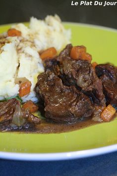Steak, Meals, Cooking, French, Food, Happy, Easy Cooking, Cooking Recipes, Kitchen