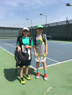 William Schwartzman def. Ch@rles Bl@d0n 6-2; 6-2 in the B12s R16 of the Warner Tennis Center Jr Open (Level 5) #prokennex
