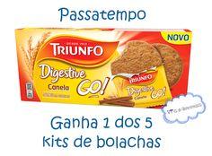 Amostras e Passatempos: Passatempo Triunfo Digestive GO Canela by Vida de ...