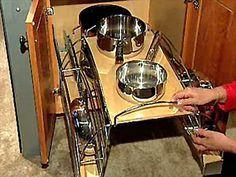 Kitchen Storage With Style   HGTV