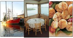 Fisherman's Wharf Restaurant l Family Owned & Operated l www.CarolinaDesigns.com