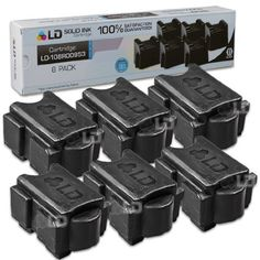 LD © Xerox ColorQube 8870 Compatible Extra High Yield Black (6 Pack) 108R00953 Solid Ink ColorStix Cartridge by 4inkjets. Save 15 Off!. $219.99. Our compatible 6 extra high-yield black solid ink ColorStix 108R00953 for the Xerox ColorQube 8870 printers offer brilliant, professional color output. The Tektronix 108R00953 solid ink ColorStix cartridges are truer, more saturated and remarkably consistent, page after page, on virtually any media. Our 108R00953 for your Xerox ColorQube 8870…