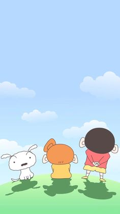 New Shinchan Wallpapers Sinchan Wallpaper, Cartoon Wallpaper Iphone, Cute Disney Wallpaper, Cute Wallpaper Backgrounds, Cute Cartoon Wallpapers, Sinchan Cartoon, Doraemon Cartoon, Cute Cartoon Drawings, Crayon Shin Chan