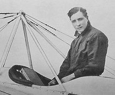 Gustav Hamel, a brilliant pilot who died young. Gone Too Soon, Die Young, Pilot, Aviation, Novels, Fair Grounds, Image, Google Search, Pilots