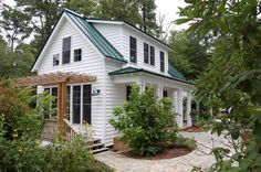 """Katrina Cottages"" were tiny and small house designs from a number of architects intended to allow households to quickly rebuild following the devastating 2005 hurricane that destroyed tens of thou..."