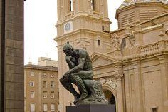 Rodin en Zaragoza