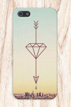 Geometric Arrow x Sunny City Case for iPhone 6