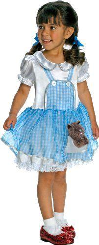 *** SALE *** FANCY DRESS COSTUME ~ GIRLS WIZARD OF OZ GLINDA TOD AGE 1-2