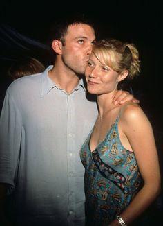 Pin for Later: Wart ihr schockiert von diesen Promi-Pärchen? Ben Affleck und Gwyneth Paltrow, 1998