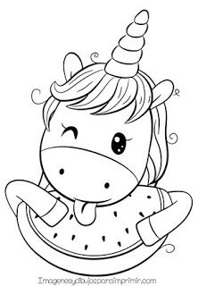 Cuties Coloring Pages for Kids - Free Preschool Printables - Slatkice Bojanke - Cute Animal Coloring Books by BonTon TV Free Kids Coloring Pages, Unicorn Coloring Pages, Coloring Sheets For Kids, Disney Coloring Pages, Animal Coloring Pages, Coloring Pages To Print, Free Printable Coloring Pages, Coloring Book Pages, Drawing Sheets For Kids