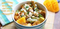 Mix your sweet with savoury! YUM! http://movenourishbelieve.lornajane.com.au/2013/01/16/quick-and-easy-chicken-mango-stir-fry-recipe/
