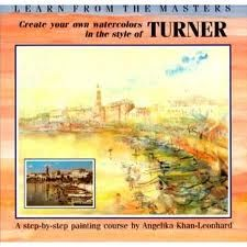 turner's watercolours book - shows how to mix his colour palette